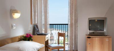 Hotel Gabicce camere vista mare